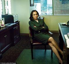 'Hypocrite' Freddie Gray prosecutor poses for Vogue #dailymail