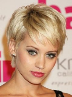 I like this cut, but not sure how well it would work on my hair