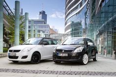 "Suzuki Swift ""BlackWhite"""