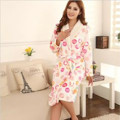 2014 new stylish atmosphere flannel nightgown Ms. coral velvet robe nightgown pajamas Free Shipping $32.903. http://www.aliexpress.com/store/product/2014-new-stylish-atmosphere-flannel-nightgown-Ms-coral-velvet-robe-nightgown-pajamas-Free-Shipping/237979_1598971922.html