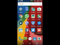Ativar cabo OTG no Android 6.0 Moto G2 - YouTube