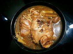 Diong MaMa: 坐月餐 Chinese Confinement Recipes - #12 Hokchiew red...
