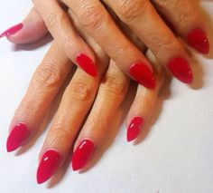 Stunning stiletto get the look at chapel with PINKYS :) 01614857186 to book your hands in!! X x x
