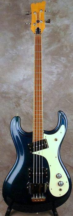 1968 Mosrite Bass --- https://www.pinterest.com/lardyfatboy/