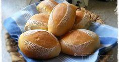 Bäckerbrötchen über Nacht 6 Stück Abends Teig herstellen und formen und Morgens nur noch in den Ofen 140 g Wasser 10 g fris...