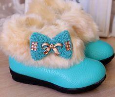 UGG Mini Boots. Uggs blue / baby