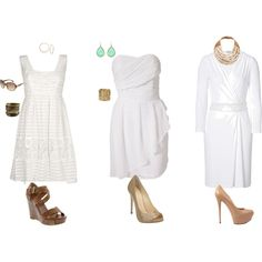 White!, created by emjfashion on Polyvore