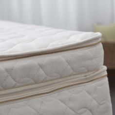 The Harmony latex topper is customizable and available in either Dunlop or Talalay latex. Gel Mattress, Cheap Mattress, Pillow Top Mattress, Mattress Covers, Mattress Protector, Best Duvet Covers, Duvet Cover Sets, Comfy Bed, Memory Foam