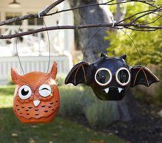 Halloween Hanging Luminary