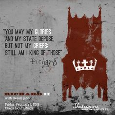 Richard II on Shakespeare