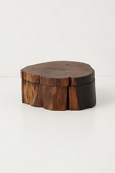 Handcrafted Teakwood Jewelry Box, anthropologie