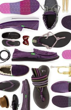 Satisfy Your Sole! Kick out the jams with Sanuk's newest instruments of fun | http://www.sanuk.com/Instruments-of-Fun/instuments-of-fun,default,sc.html
