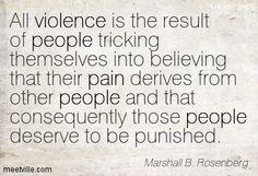~ Marshall Rosenberg