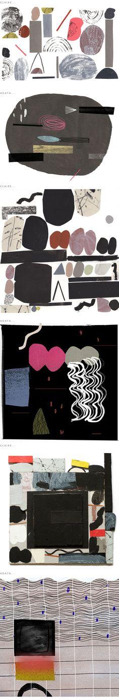 ping-pong: claire softley & agata krolak via Jealous Curator