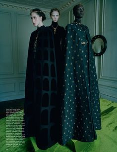 Tim Walker pays tribute to Hieronymus Bosch with a fashion story for Love Magazine Spring 2016