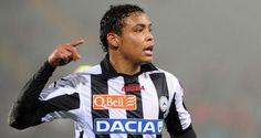"""Udinese, Muriel: """"Cambierò squadra. La Sampdoria è un'opzione molto forte"""" - http://www.maidirecalcio.com/2014/12/27/udinese-muriel-cambiero-squadra-la-sampdoria-e-unopzione-molto-forte.html"""