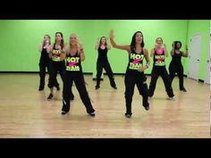 ▶ (HOT Z Team) 'Good Morning' Mandisa Christian Dance Fitness - YouTube