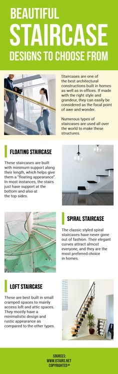 Staircases are considered as one of the best architectural constructions that can be built in homes as well as in offices. If they are made with the perfect style and grandeur, they can be a wonderful indoor structure.