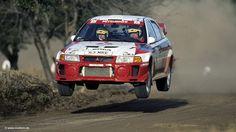 1998 - Driver: Tommi Makinen - Car: Mitsubishi
