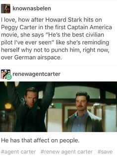 Peggy and Howard