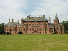 Mount Stuart House...the seat of my clan.