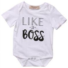 Like a Boss Bodysuit