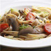 Alpine Mushroom Pasta, Recipe from Cooking.com