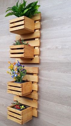 There are many distinct wooden planters in the marketplace, plus all of them are exact flexible. You produce a few ideas to create beyond one's house and also your backyard: 50 Easy DIY Woodworking Projects to Decor Your Home – Kinds of Wooden Planters