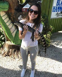 #maferviaja #gator