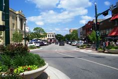 McKinney's historic downtown square is the centerpiece of one of the largest historic districts in the state, boasting roughly 1500 historic structures.