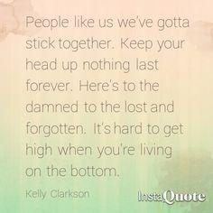 Kelly Clarkson People Like Us