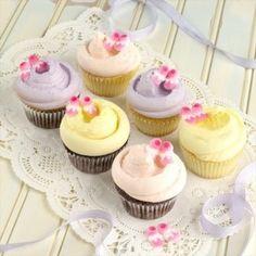乙女の新定番スイーツ♡デコレーションカップケーキが可愛い!その0