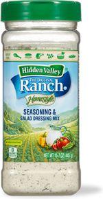 Recipe | Hidden Valley® Ranch Hidden Valley Ranch Dressing, Dry Ranch Dressing Mix, Hidden Valley Recipes, Ranch Chicken, Garlic Chicken, Fried Chicken, Ranch Recipe, Pretzels Recipe, Homemade Ranch