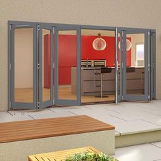 Folding Patio Doors Folding Patio Doors, The Doors, Indoor, Wall, Furniture, Home Decor, Interior, Decoration Home, Room Decor