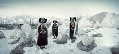 Fotografias impressionantes das tribos mais afastadas registradas pelo mundo