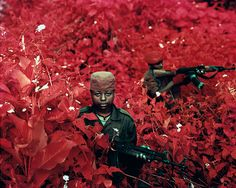 Richard Mosse sees red in Congo | Photography | Agenda | Phaidon