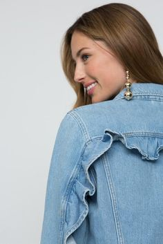 Gina Tricot - Blair jeansjacka