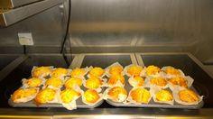 Seville orange Muffins Brooks Edinburgh