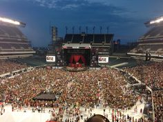 Taylor Swift Red Concert @ Lincoln Financial Field