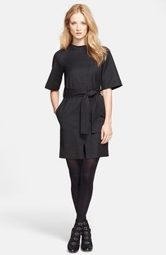 MARC BY MARC JACOBS 'Junko' Wool Tunic Dress available at #Nordstrom