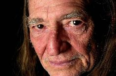 """Close-up Willie: A fairly clean-shaven Nelson poses for a photo in New York in 2002 tied to the release of """"Crazy: The Demo Sessions,"""" Clean Shaven, Willie Nelson, Pick Up, Poses, York, Figure Poses"""