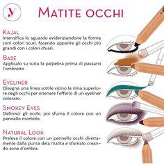 Sfrutta al meglio le matite occhi! Ecco quali usare http://www.vanitylovers.com/prodotti-make-up-occhi/matite-occhi.html?utm_source=pinterest.com&utm_medium=post&utm_content=vanity-matite-occhi&utm_campaign=pin-mitrucco