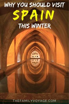 Click to learn why you should visit Spain in winter! Get details on things to do in Barcelona in winter, things to do in Seville in winter, things to do in Valencia in winter. We cover holiday traditions in Spain and Christmas lights in Spain. Read about