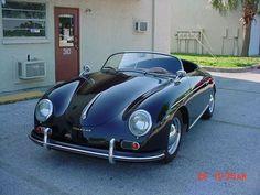 1955 Porsche 356 Speedster replica