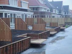 Heijboer Tuinhout is specialist in het leveren en aanleggen van houten vlonders…