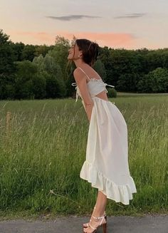 Aesthetic Girl, Aesthetic Clothes, Princess Aesthetic, White Aesthetic, Aesthetic Vintage, Aesthetic Fashion, Mode Outfits, Fashion Outfits, Mode Ootd