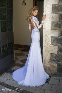 Летняя коллекция свадебных платьев Nurit Hen 2014