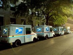 Package Delivery, Us Postal Service, You've Got Mail, Going Postal, Post Office, Recreational Vehicles, Jeep, Brother, Stamps