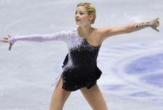 Gracie Gold: Figure skating hopeful for Sochi 2014