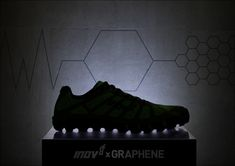 Graphene running shoes will hit the market next year | TechCrunch